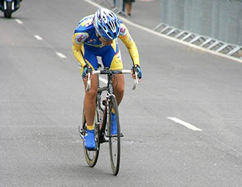 Cyclisme Championnats de Grande-Bretagne 2016
