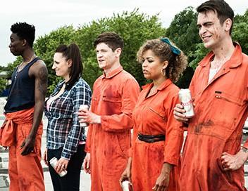 Misfits S03E07 Zombieland