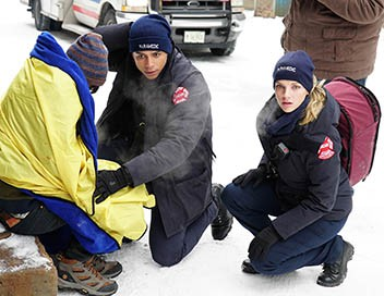 Chicago Fire S03E14 Zone refuge