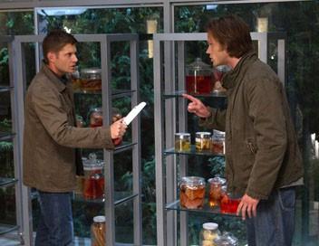 Supernatural S06E06 Veritas