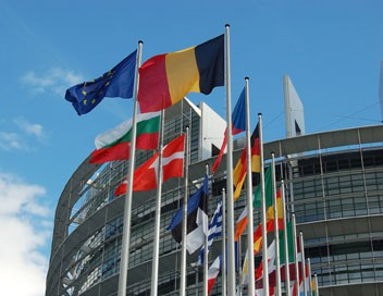 Le Parlement européen de Strasbourg, tout un monde
