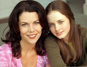 Gilmore Girls S03E12 Lorelai mord à l'hameçon