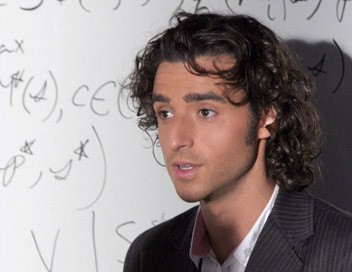 Numb3rs S02E23 Message d'outre-tombe