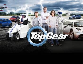 Top Gear Episode 5 : Richard part à la retraite