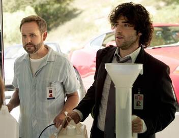 Numb3rs S04E02 Homicide à Hollywood