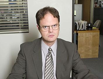 The Office S03E17 La chauve-souris
