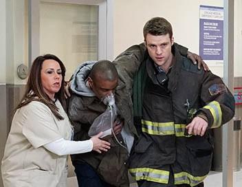 Chicago Fire S03E19 Carnage aux urgences