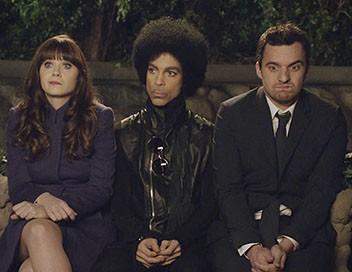 New Girl S03E14 Une nuit avec Prince
