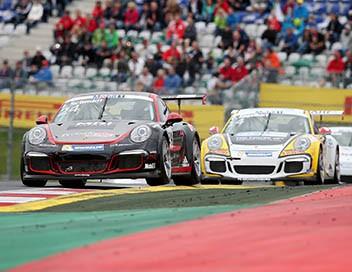 4e manche Automobilisme Porsche Supercup 2018