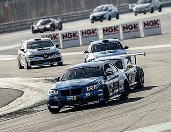 Automobilisme 24H series 2018