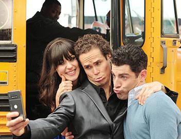 New Girl S01E10 A plus dans le bus