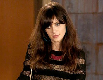 New Girl S02E05 Top model réduit