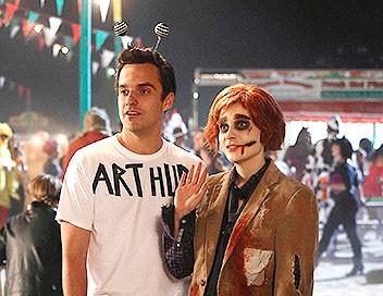 New Girl S02E06 Halloween