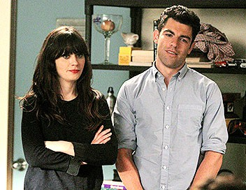 New Girl S02E07 L'exception qui confirme les règles