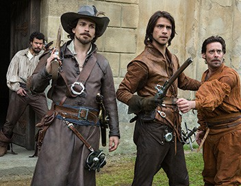 The Musketeers S02E03 Le bon traître