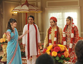 New Girl S02E25 Mariage à Bollywood