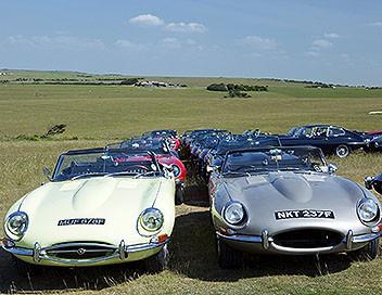 Top Gear Episode 20 : Happy Birthday Jaguar