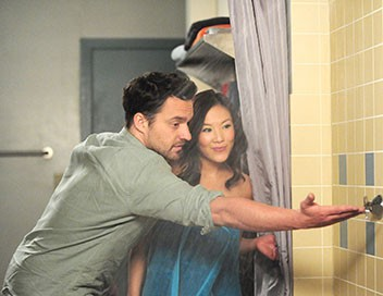 New Girl S05E04 Opération : bed and breakfast