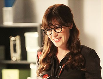 New Girl S05E11 Second couteau