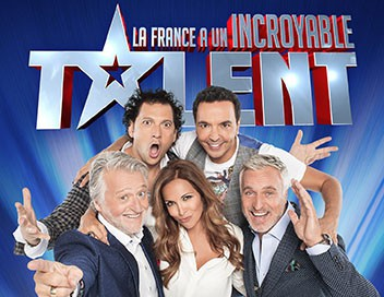 La France a un incroyable talent Seconde demi-finale