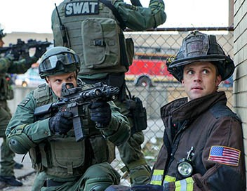 Chicago Fire S04E13 Alertes attentats