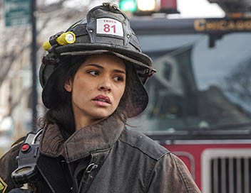 Chicago Fire S04E15 Bienvenue en politique
