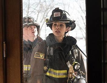 Chicago Fire S04E17 La vérité sur Courtney Harris
