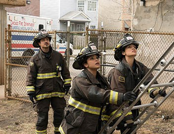 Chicago Fire S04E19 Héros du quotidien