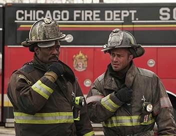 Chicago Fire S04E22 Une minute de trop