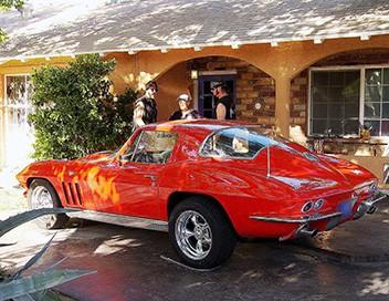 Chasseur de bolides S05E08 Carl's Corvette
