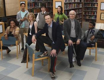 Community S01E01 Bienvenue à Greendale !