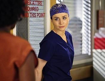 Grey's Anatomy S12E21 Quelqu'un à ses côtés
