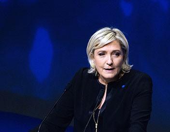 Elysée 2017 Entretien avec Marine Le Pen
