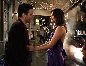 How I Met Your Mother S01E11 Bonne année