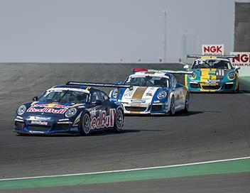 Automobilisme Porsche GT3 Cup Canada Series 2018