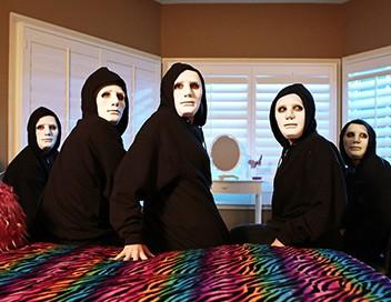 Le club du masque blanc