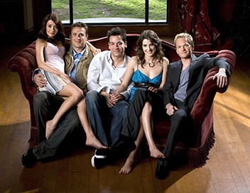 How I Met Your Mother S03E15 Engrenage