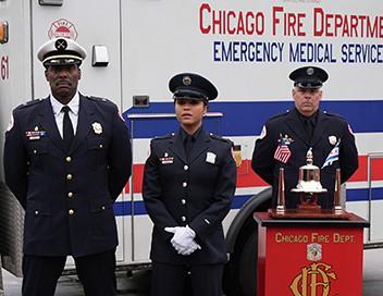 Chicago Fire S03E13 En l'honneur de Shay
