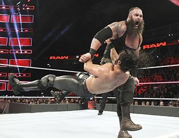 Catch Catch américain : Raw
