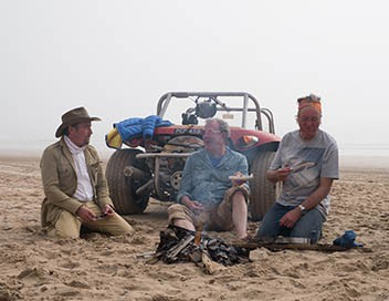 The Grand Tour Road Trip en Namibie (1/2)