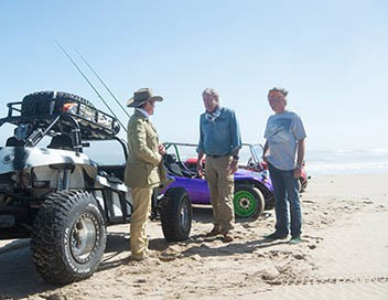 The Grand Tour Road Trip en Namibie (2/2)