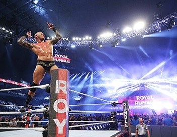 Catch WWE Royal Rumble 2018