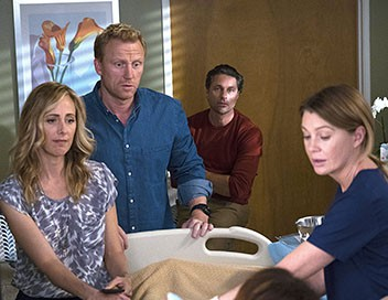 Sur TF1 à 21h00 : Grey's Anatomy