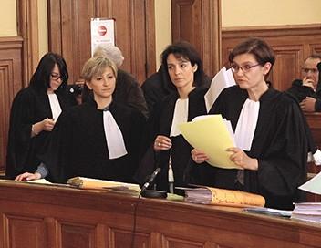 L'exercice de la justice E02 La vie quotidienne d'un tribunal en France