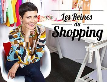 Les reines du shopping Tendance avec un manteau imprimé