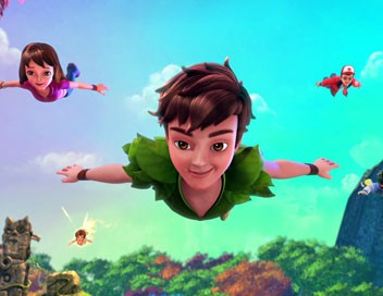 Les nouvelles aventures de Peter Pan S02E24 La prophétie de Neverland