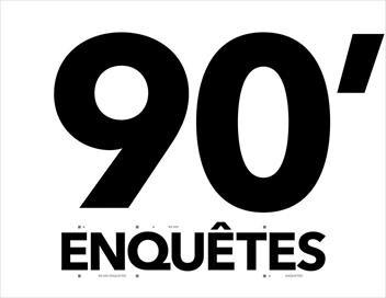 90' Enquêtes Embarquement inédit dans les coulisses de l'aéroport d'Orly