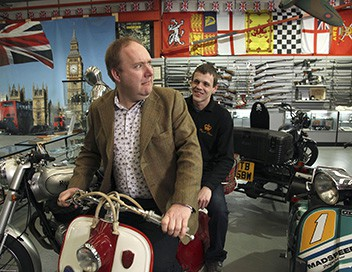 Pawn Stars Royaume-Uni S01E03 Une moto d'enfer