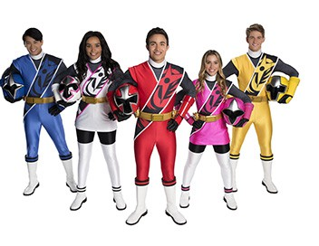 Power Rangers Super Ninja Steel S01E19 Sous l'emprise d'Odius