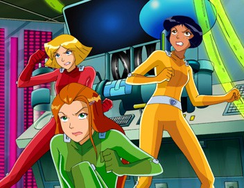 Totally Spies S04E02 Le choc du futur !